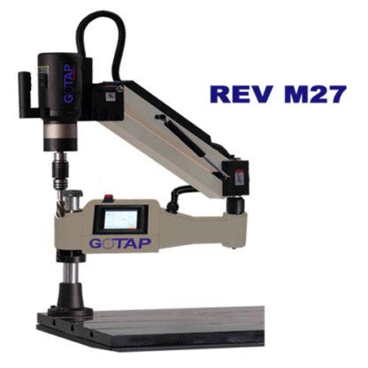 Elektrische Gewindeschneidmaschine REV-M27