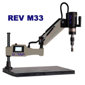 Electrical tapping machine REV-M33