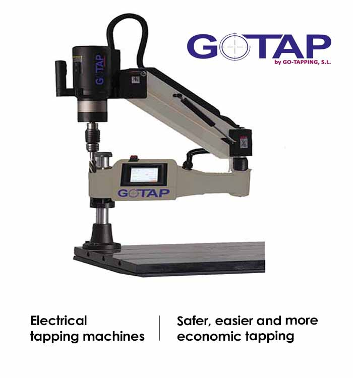 Electric tapping machines GOTAP