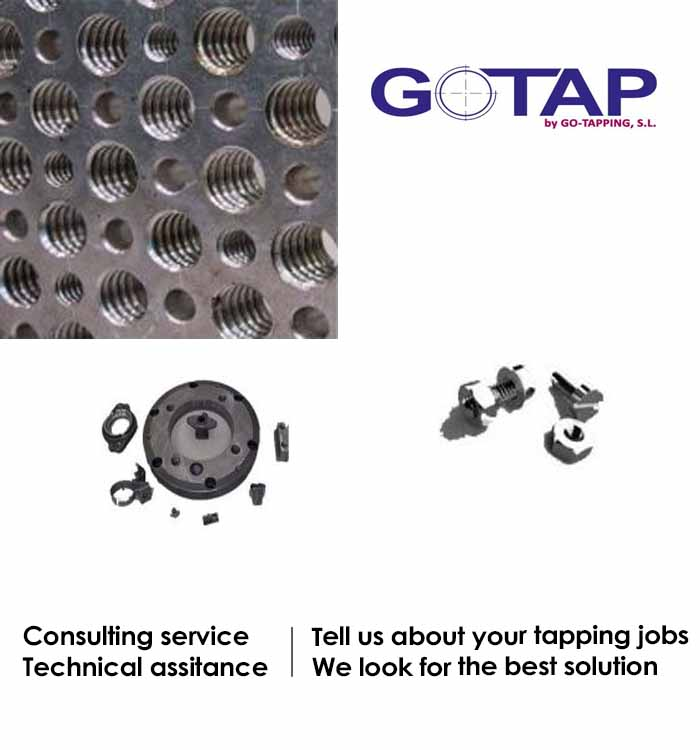 Consulting service for tapping